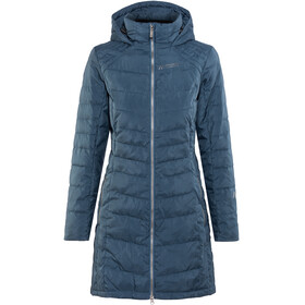 Maier Sports Pimi Quilted Coat Women blue wing teal